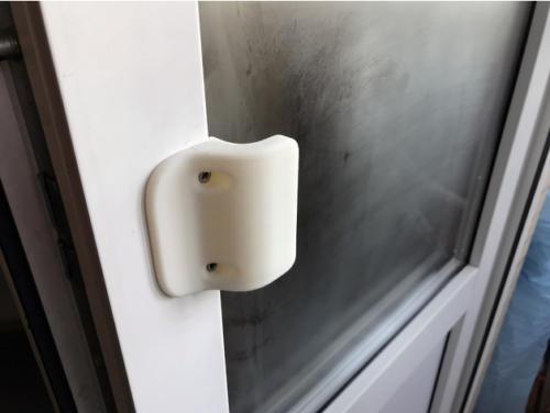 rukojet dvere